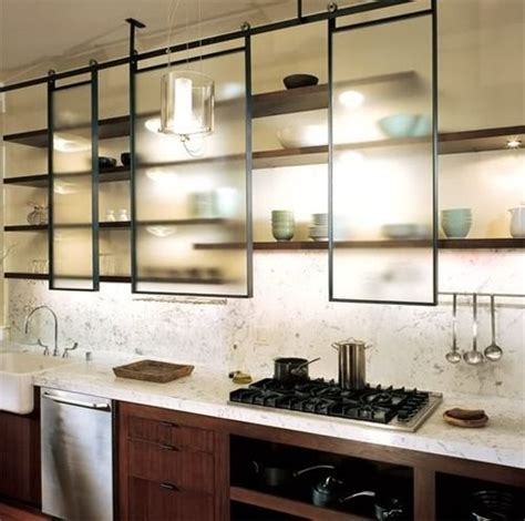 17 Best Images About Glass Door Upper Cabinets On Sliding Glass Kitchen Cabinet Doors