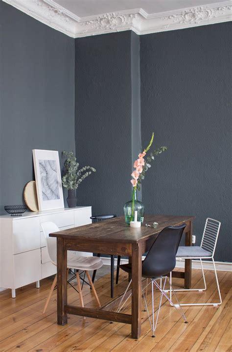 Wohnzimmer Zu Dunkel by Die Besten 25 Graue W 228 Nde Ideen Auf Graue