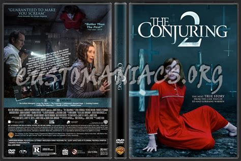 Dvd The Conjuring 2 the conjuring 2 dvd cover dvd covers labels by