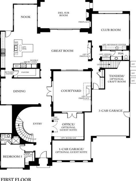 floor plan standard second home pinterest beautiful standard pacific homes floor plans new home