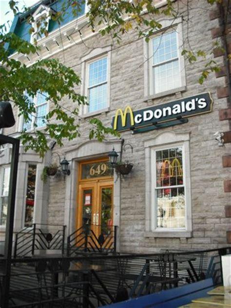 mcdonalds near loews picture of hotel le concorde quebec