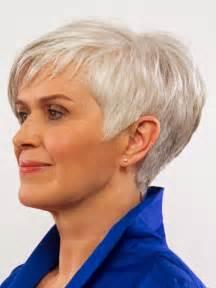 bob frisuren graue haare ideen graue damenfrisuren friseur