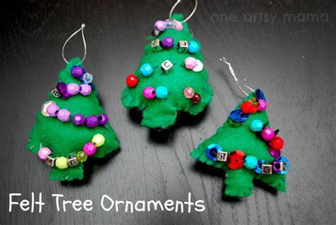 artsy ornaments ornament exchange felt owls and more latta creations