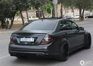 63 Amg Mercedes Mercedes C 63 Amg W204 2 July 2015 Autogespot
