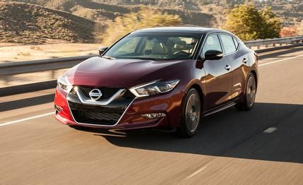 2016 nissan maxima first drive – review – car and driver