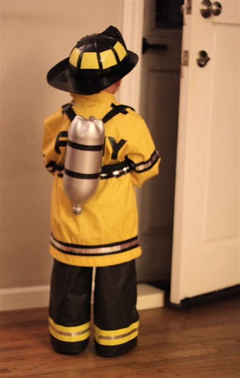 diy halloween  firefighter  dalmatian firefighter