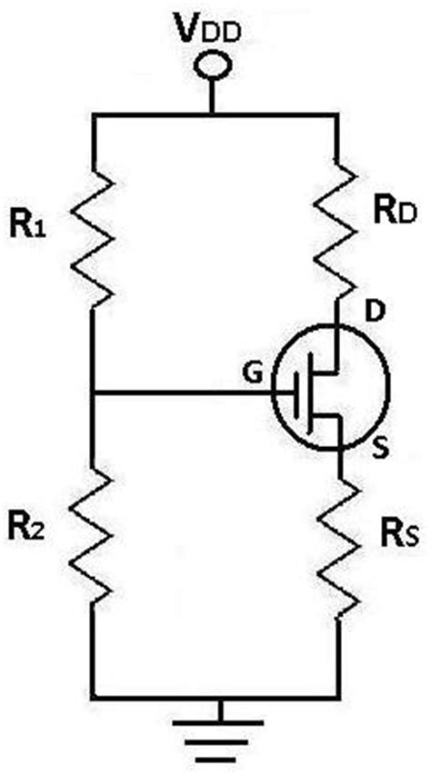 dc analysis jfet transistor mosfet circuit page 7 other circuits next gr