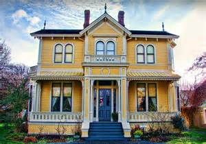 Victoria House by The Historically Significant Emily Carr House In Victoria