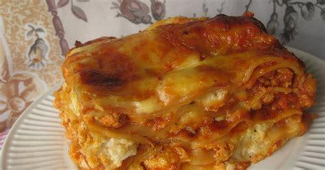 cara membuat lasagna roti tawar lasagna tips resep cara membuat