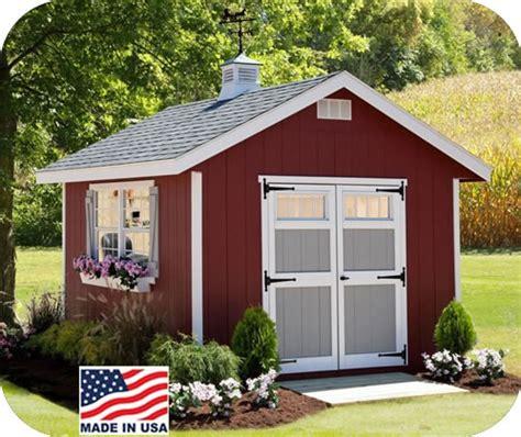 storage shed kits barns buildings garages