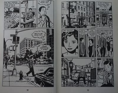 city of glass graphic 0571226337 analysis on graphic novel paul auster s city of glass ge2409 words and images