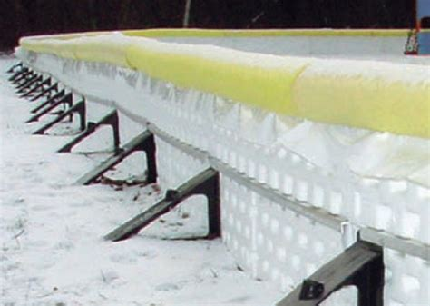 backyard ice rink brackets backyard ice rink brackets 28 images nice rink support