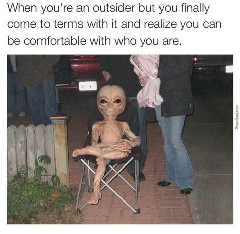 High Alien Meme - senior year high school by acevesgame meme center