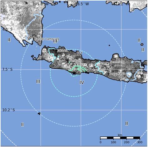 earthquake december 2017 very m6 9 earthquake hits java indonesia 4 dead 36