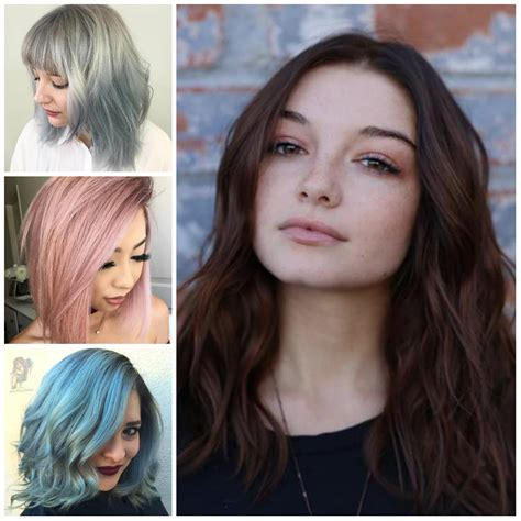 hair length to elongate the face 2017 haircuts hairstyles and hair colors