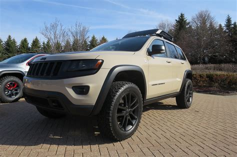 Jeep Grand Trail Jeep Grand Ecodiesel Trail Warrior Concept Front