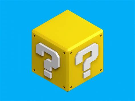 mario block l mario blocks by miguel ortiz dribbble