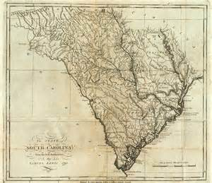 colonial carolina map south carolina becomes an independent state march 26 1776