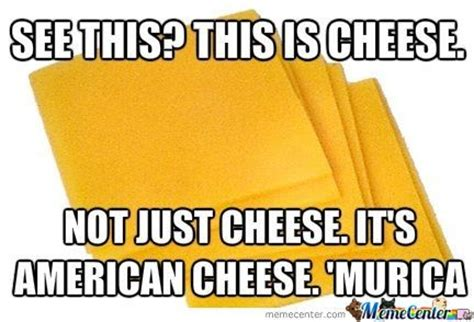 Cheese Meme - american cheese by hipster0m3n meme center
