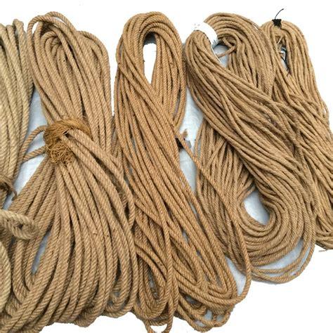 Tali Rami 50 Meter By Isanti hemp cord string jute rope twine jute manufacturer