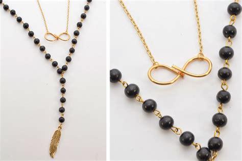 diy wire jewelry diy infinity wire necklace