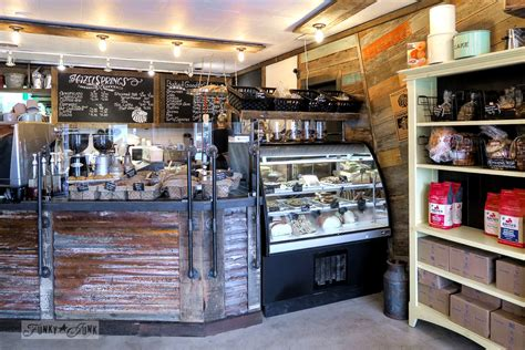 industrial coffee shop decor   lovefunky junk
