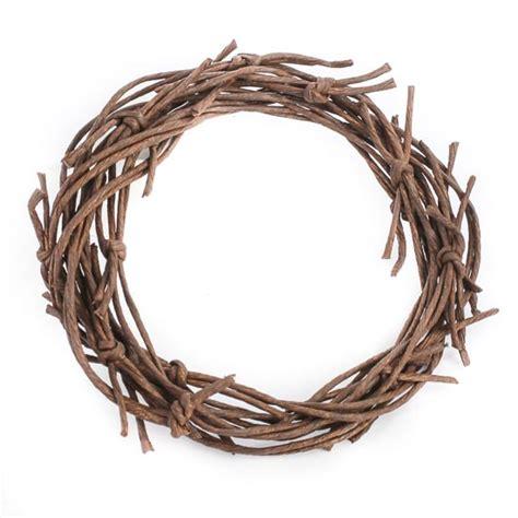 craft crown of thorns crown of thorns wreath wreaths floral supplies craft