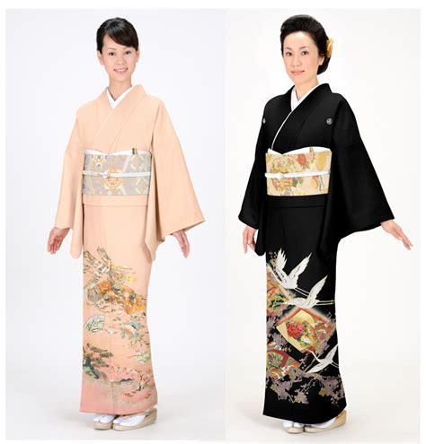 kimono design meaning hanami types of kimono tomesode