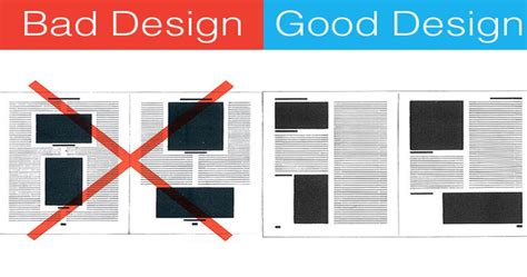 good layout features the opportunity in typography for conversions with proof