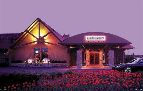 Open Table Restaurant Center Andiamo Bloomfield Township Mi 248 865 9300 Banquet