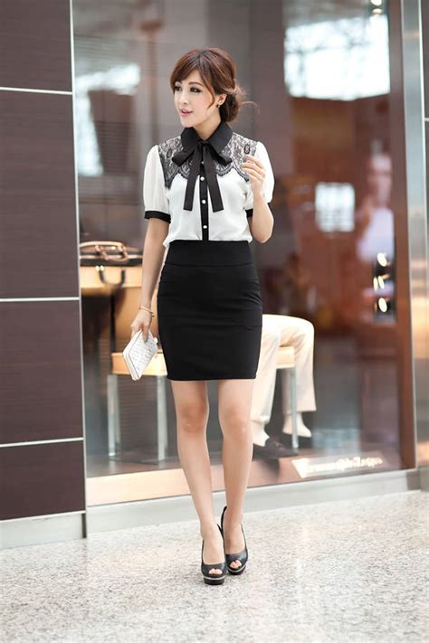 Kemeja Koboi Imprt Korea kemeja kerja wanita import kombinasi renda brokat model