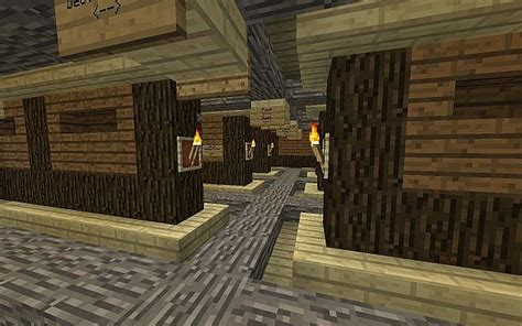 log cabin shop minecraft project
