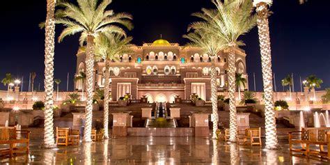 luxury  star hotel  abu dhabi emirates place uae top