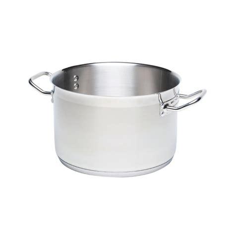 Happy Cook Casseroll Pot 28cm 8 litre stainless steel casserole pot metal induction pot stainless steel casserole pan