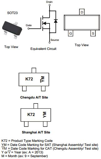 transistor k72 datasheet 2n7002q 7 f datasheet 2n7002q 7 f pdf pinouts circuit diodes incorporated