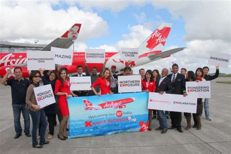 airasia x fleet airasia x adds tenth aircraft to its fleet with another