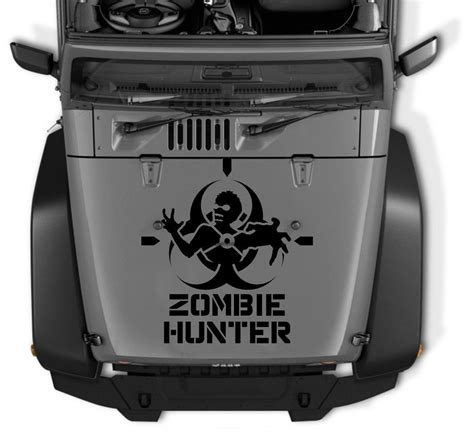 zombie hunter jeep supdec