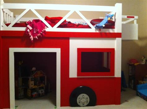 fire truck bed ana white woodworking projects