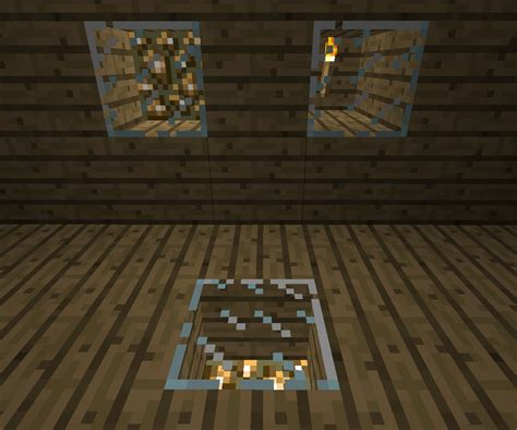 Lovely Minecraft Ceiling Light Ideas Selection Dream Home Minecraft Ceiling Light