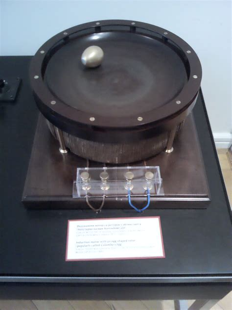Rotating Magnetic Field Tesla Inventions