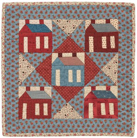Schoolhouse Quilt Shop by 101 Ways To Quilts Giveaway Stitch This