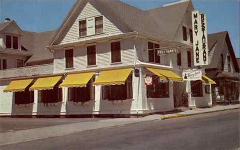 top restaurants in bar harbor maine the mary jane restaurant bar harbor me