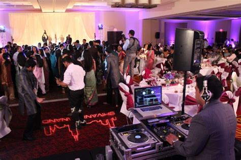 become a wedding dj the crowd lifting the as a part of sangeet performance