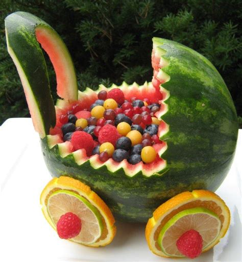 the happy kitchen watermelon baby buggy
