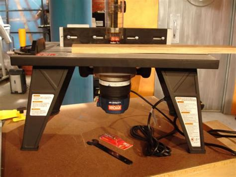 router bench table router table comparison diy