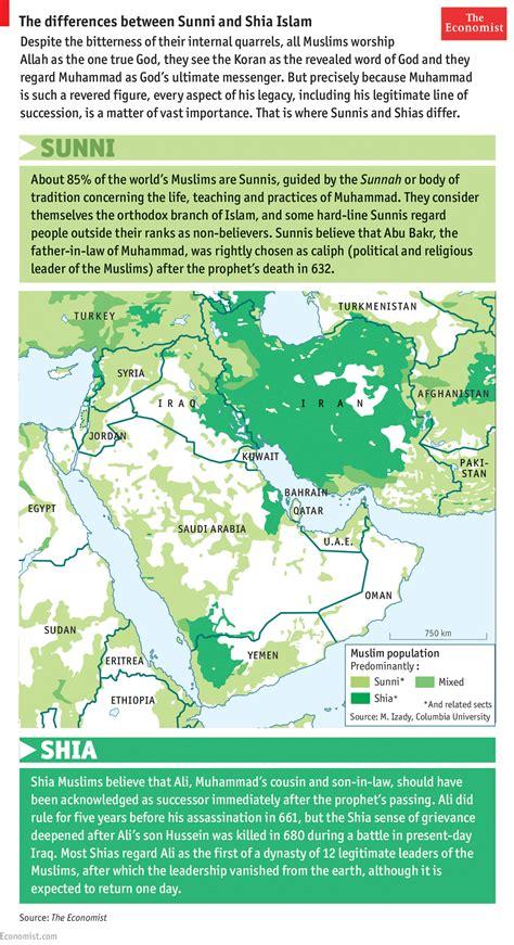 sunni shiite and sufi venn diagram shia islam vs sunni islam www pixshark images