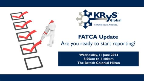 practical guide to fbar and fatca reporting for individual filers books fatca update 11 june 2014 krys global