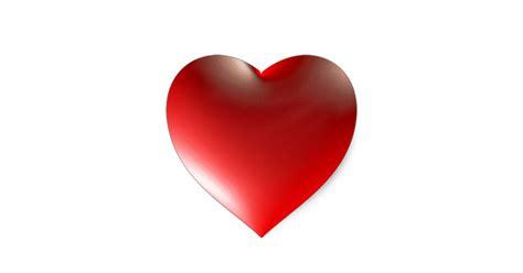 Apple Watch Aufkleber Rot by Herz Symbol Rot Der Art 3d Herz Aufkleber Zazzle