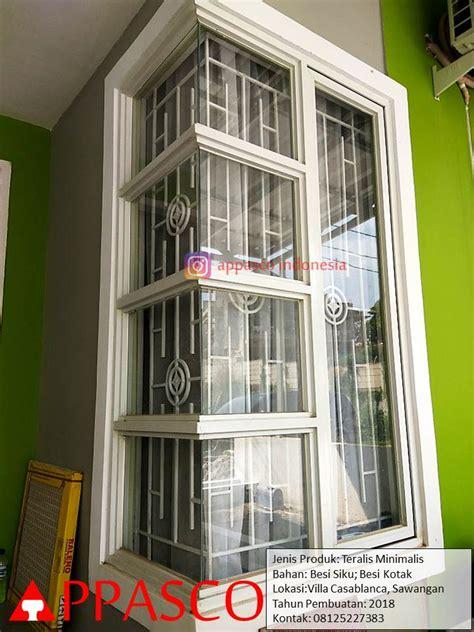 memaksimalkan fungsi jendela  ventilasi rumah minimalis desain rumah unik
