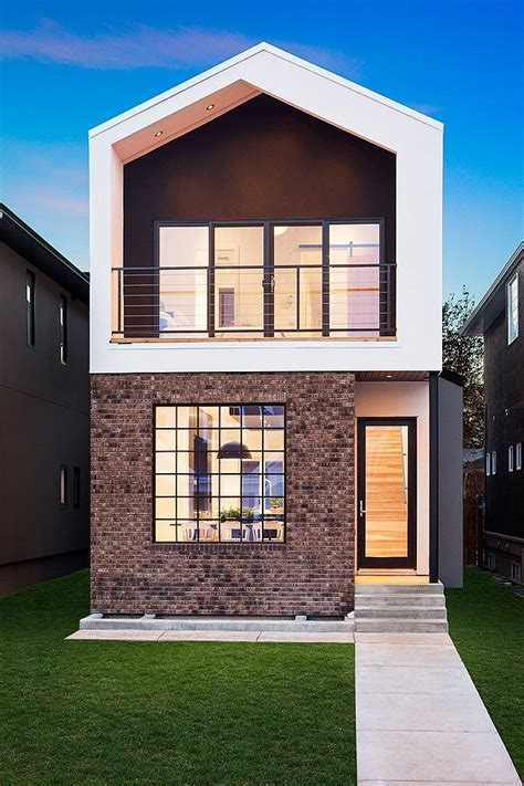 narrow home design news best 25 small house design ideas on pinterest